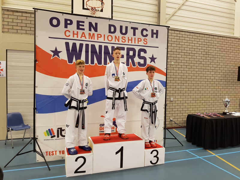 DUTCH OPEN TAEKWONDO 2017